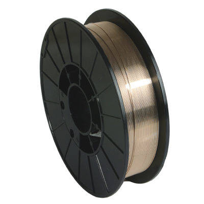 200mm Wire Reel CuSi3 Silicon Bronze 0.8