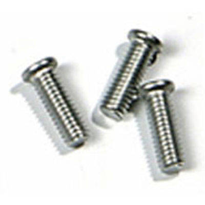 Bag of 100 AlSi studs 6mm