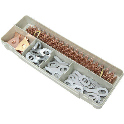 Consumable Box for Steel